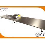1200mm Aluminium PCB Depaneling Machine Cutting 5mm Width Panels for sale