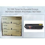 Kyocera 1T02RT0NL0 TK-1150 Copier Toner Cartridge Prints 3000 Pages for sale