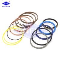 Colorful Hydraulic Cylinder Repair Kits Sany SY335C ( KYB )  Bucket / Boom / Arm Sealing for sale