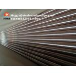 China Cooper Nicekl Alloy Tube For Heat Exchanger ASME SB111-( 90CU10NI)C70600 for sale
