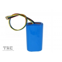 3.7V 18650 Lithium-ion Battery Pack 4.4Ah for Camera safety and Protection System