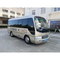 China New product Factory directly Quality guarantee 30 seats Diesel Coaster minibus factory