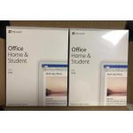English Medialess Office Home And Student 2019 For Windows 10 Microsoft Box Pack for sale
