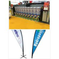 EPSON Head Sublimation Media Printing Digital Printer for Flag Banner for sale