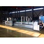 2200 X 1100 MM Model Corrugated Carton Box Folder And Gluer Machine / Paperboard Carton Packing Machine for sale
