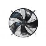 Wall Mount Exhaust External Rotor Industrial Axial Flow Fan , Blower Axial Fan for sale