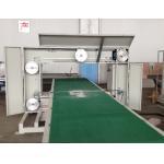 Standard 2D PU CNC Foam Cutting Machine / Equipment Adjustable 6m / min
