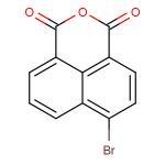 Fluorescent Yellow Dyestuff Intermediate 4-Bromo-1,8-Naphthalic Anhydride CAS NO.81-86-7,21563-29-1