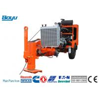 China TY120 120kN Cummins Engine Puller Conductor Stringing Equipment With Hydraulic for sale