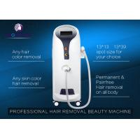 0.5-10HZ Diode Hair Removal Laser Machine / 810nm Lady Hair Removal Machine For Salon for sale