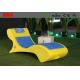Leisure Led Outdoor Chaise Lounge Chairs With Rechargeable Lithium Battery for sale