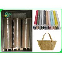 China 1082D Fiber Dupont Paper Colorful Water Proof Resistance To Tear For Bags supplier