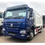 Sinotruk Brand New 10 Ton 16 m3 Compactor Garbage Truck