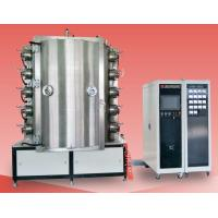 Glaze Ceramic PVD Coating Equipment,  Titanium Oxide Plating on Ceramic and Glasswares for sale