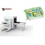 Airport x ray security systems With high Steel penetration 34mm SPX-6550 Scanner for sale