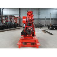 Heavy Duty Soil Boring Machine , Geotechnical Engineering Drilling Equipment for sale