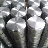 Titanium Sheet Metal Target , Grade 5 Titanium Aluminum Alloy Plate for sale