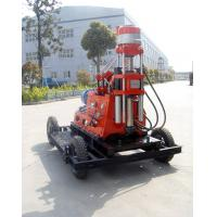 Diamond Rig Mounted Core Drill Machine Soil Investigation Rock Cutting Hydraulic Chuck for sale
