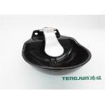 China 2.5L Anti Splash Enameled Livestock Drinking Troughs for sale