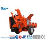 Hydraulic Cable Puller Stringing Equipment TY180 190kN Hydraulic Puller Cummins Engine