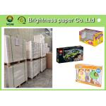 China Virgin Wood Pulp C1s Folding Box Board Coated Paper With Full Gsm for sale