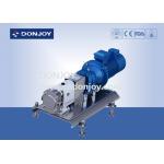 SS316L TUL-60 Positive pump freqency motor for transfer fluild tank to tank for sale