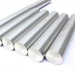 China Polished ASTM B348 Titanium Alloy Bar For Chemical Processing / Medical Industry for sale