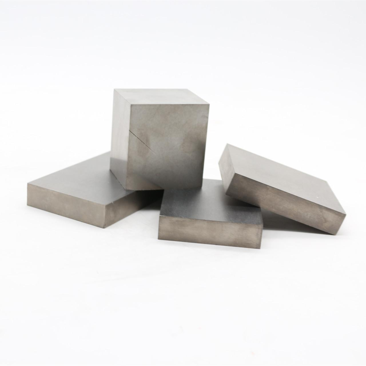 Custom Forging Titanium Block With Machined Finished Surface Treatment for sale