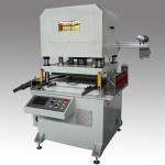 China flat bed label die cutting machine for sale