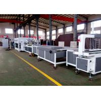 China Automatic Corrugated Box Strapping Machine  /  Used Strapping  Carton Box Machine With PP Belt supplier