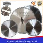 China High Precision TCT Circular Saw Blades For Plastic / Plywood / Aluminum for sale