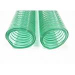 China Reinforced Spiral Suction PVC Steel Wire Hose Pipe 1 Inch - 4 Inch Specification for sale