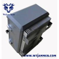 China Powerful GSM 3G 4G WiFi UHF VHF GPS Lojack Signal Jammer for Oil station use for sale