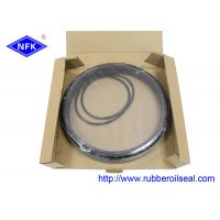 Rubber Floating Oil Seal , O Ring Lip Seal Shore A Hardness Various Size for sale