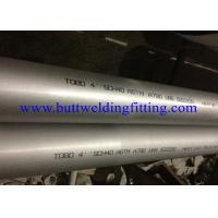 A312 TP347H S32750 OD 141.3mm  WT 6.55mm  Stainless Steel Tube SAF2507 JIS AISI ASTM