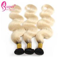 1b/613 Blonde Ombre Hair Extensions Melbourne Body Wave Hairstyles for sale