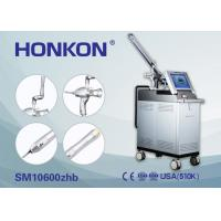 China Health  10600nm Co2 Fractional Laser Vaginal Skin Tightening Machine for sale