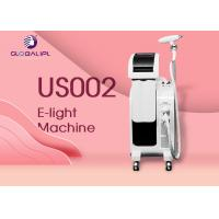 6MHz E Light Ipl Rf Machine / Elight Hair Removal Machine For Clinc Salon Hospital for sale
