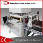 Gasket die cutting machine for sale