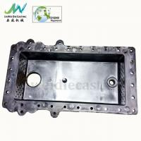 China High Pressure Custom Machined Aluminum Parts With Die Cast Aluminum Con - Structure for sale