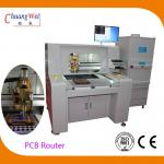 Stress Free Depanelization PCB Router with Automatic Alignment Compensation for sale