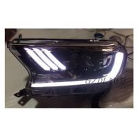 Waterproof LED Car Headlights For Ford Ranger Wildtrak Accessories for sale