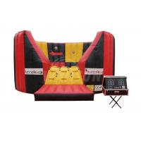 Fire Retardant Inflatable Competition Vortex Game Customized Size And Color for sale