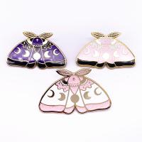 Butterfly Shape Hard Enamel Lapel Pins Customized Size For Collectible for sale