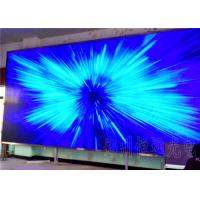 960mm x 960mm RGB LED Video Display Panels with 1 / 4 Scan Constant Current Driving for sale