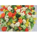 China 100% Fresh Delicious BRC Certified IQF Bulk Frozen Mixed Vegetables for sale