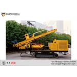 300m Drilling Depth Drill Rig Machine Crawler Drilling Rig Equipment 150KN Lifting Capacity for sale