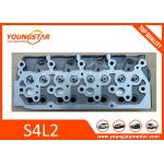 Mitsubishi Engine Cylinder Head S4L S4L2 For Forklift , Excavator , Construction Machinery for sale
