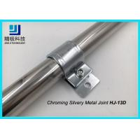 CRS Cold Rolled Steel Clamp Metal Pipe Bracket with Glossy Finish for sale