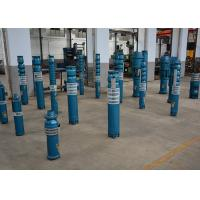 Electric Deep Well Submersible Pump 18.5kw 30kw Vertical Installation